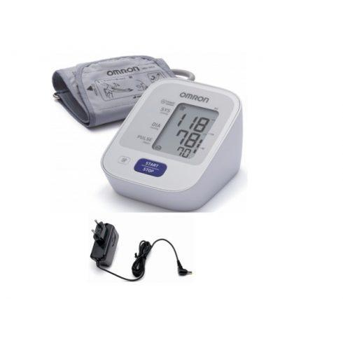Omron M2 vérnyomásmérő + hálózati adapter - Felkaron mérő vé